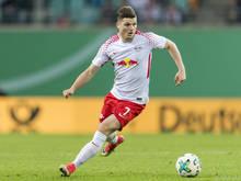 Leipzig-Profi Marcel Sabitzer löst David Alaba als Österreichs Fußballer des Jahres ab