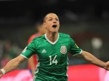 Held in seiner Heimat: Javier Hernández