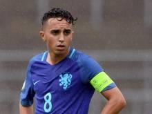 Leidet nach seinem Herzstillstand im Sommer 2017 an Hirnschäden: Abdelhak Nouri von Ajax Amsterdam