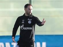 Die Schalker von Trainer Domenico Tedesco haben seit 13 Pflichtspielen nicht mehr verloren.
