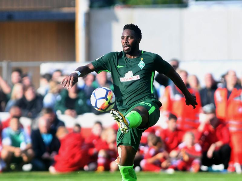 FC Nürnberg leiht Bremer Linksverteidiger Garcia aus
