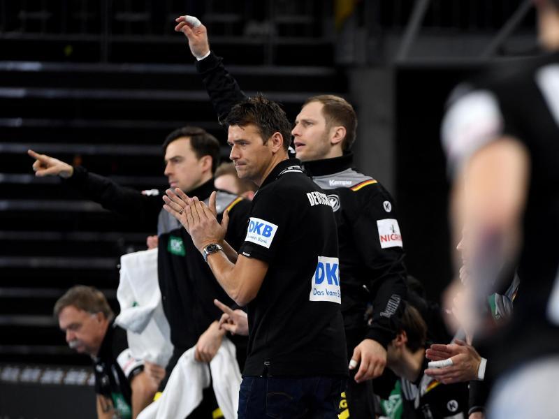 Handballer mit erfolgreicher EM-Generalprobe gegen Island