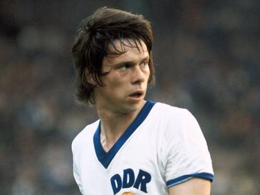 Legendärer WM-Torschütze: Jürgen Sparwasser