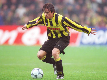 Tomás Rosický wechselte im Januar 2001 zum BVB