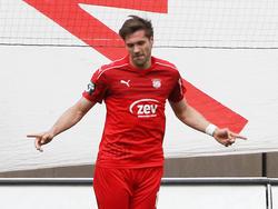 Ronny König wurde mit seinen zwei Treffern zum Matchwinner