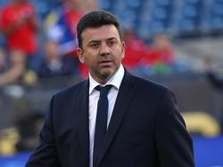 Julio Baldivieso ist nicht mehr Trainer der bolivianischen Nationalmannschaft
