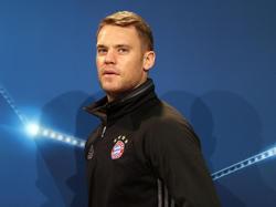 Manuel Neuer befindet sich Comeback-Kurs beim FC Bayern