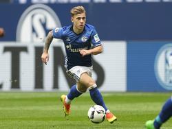 Max Meyer spielt bei Schalke 04 - aber wie lange noch?
