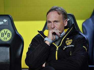 Hans-Joachim Watzke ist genervt von den Gerüchten um Pierre-Emerick Aubameyang