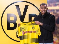Manuel Akanji wechselt zu Borussia Dortmund (Bildquelle: twitter.com/BVB)