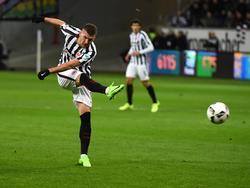 Ante Rebić ist bei Eintracht Frankfurt aufgeblüht