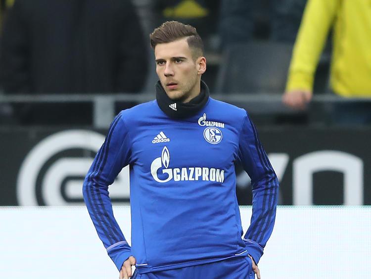 Wohin geht die Reise? Leon Goretzka vom FC Schalke 04