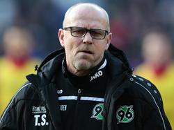 Thomas Schaaf trainierte zuletzt Hannover 96