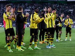 Der BVB feierte die Rückkehr auf Platz drei