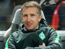 Frank Baumann ist der Sportdirektor des SV Werder Bremen