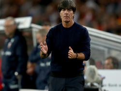 Joachim Löw zeigte sich sehr zufrieden über das Kombinationsspiel der DFB-Elf
