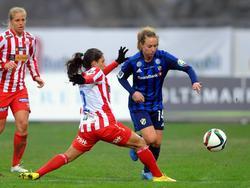 Leticia Santos de Oliveira wechselt in die deutsche Bundesliga