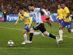 Lionel Messi und Co. testen gegen zwei Hochkaräter