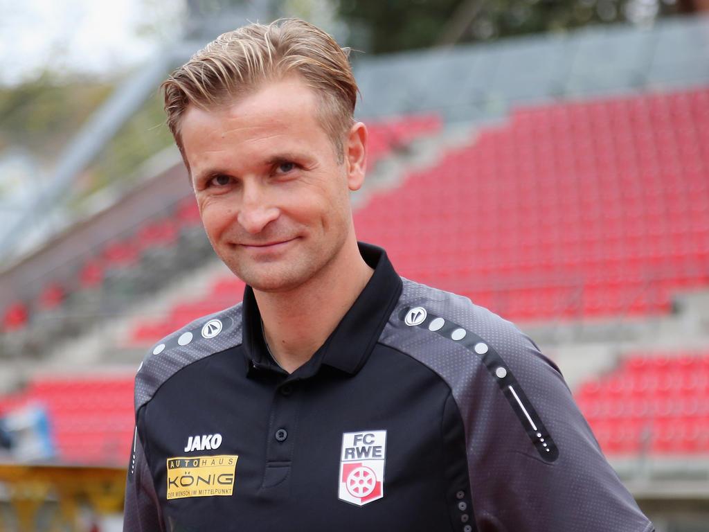 Chemnitzer FC: David Bergner neuer Trainer