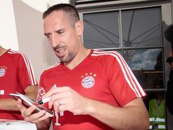 Franck Ribéry muss sich vor Gericht verantworten