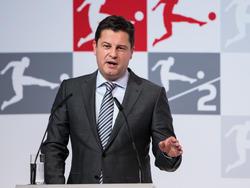 Christian Seifert hat auf dem Neujahrsempfang in Frankfurt Bilanz gezogen