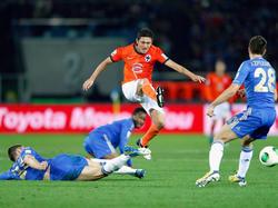 Klub-WM 2012: Chelsea bezwingt Monterrey
