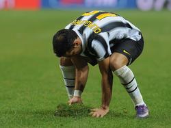 Fabio Quagliarella fällt nach einer Verletzung im Adduktorenbereich für drei Wochen aus