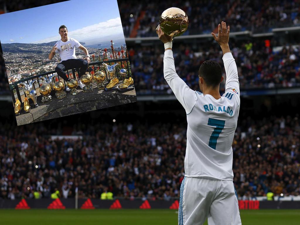 Die speziellen Neujahrsgrüße von Cristiano Ronaldo