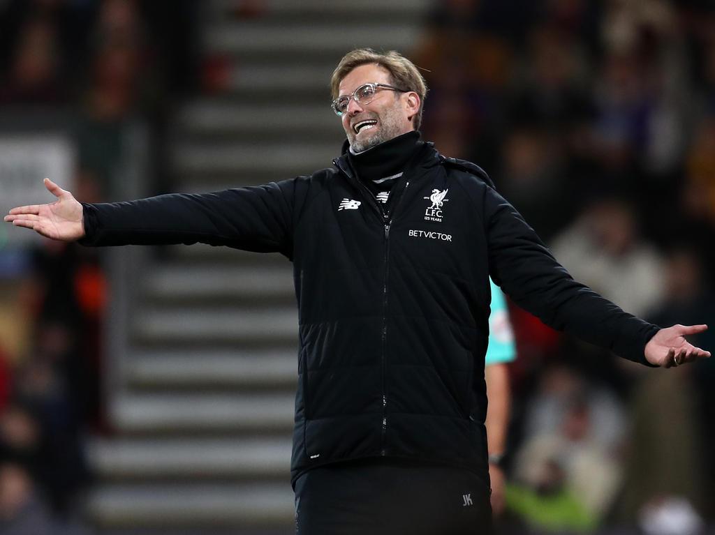 Klopps FC Liverpool lässt Swansea City alt aussehen