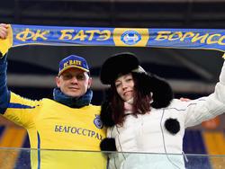 BATE Borisov ist zum elften Mal in Folge weißrussischer Meister
