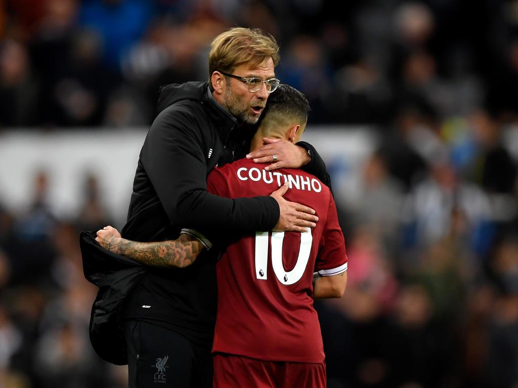 Zweitteuerster Transfer aller Zeiten Liverpool-Star Coutinho wechselt zu Barcelona