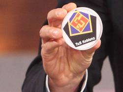 TuS Koblenz trifft auf Dynamo Dresden