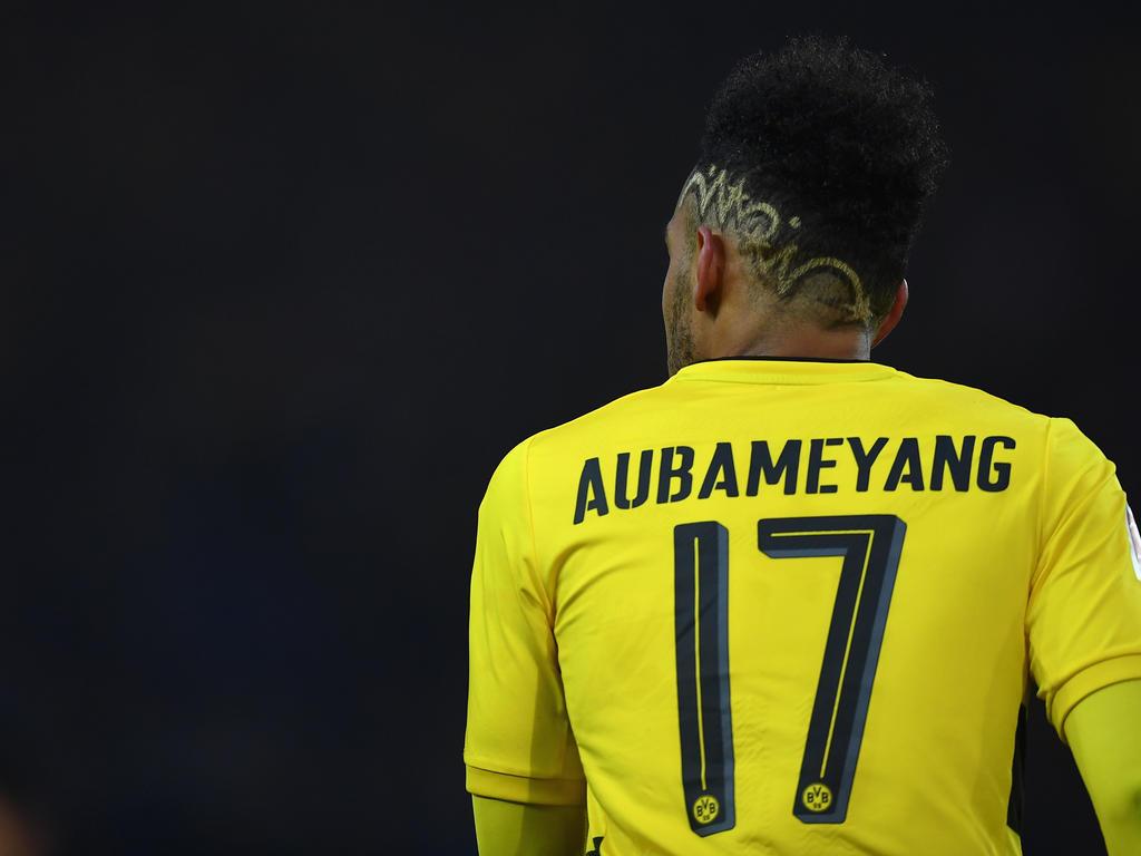 BVB dementiert erneute Gerüchte um Aubameyang