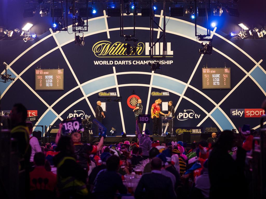 ProSieben holt Darts-Weltmeister kurzfristig zur Promi-WM