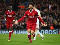 Mohamed Salah ist Afrikas Fußballer des Jahres