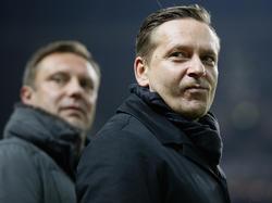 Horst Heldt will die Fans aktivieren