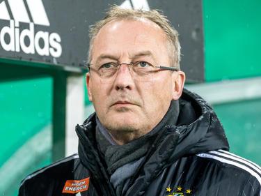 Rapid-Sportdirektor Fredy Bickel will den Kader weiter verkleinern