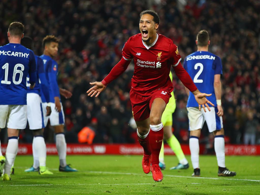 ManUnited und Liverpool in vierter FA-Cup-Runde