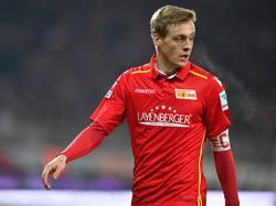 Felix Kroos will mit Union Berlin aufsteigen