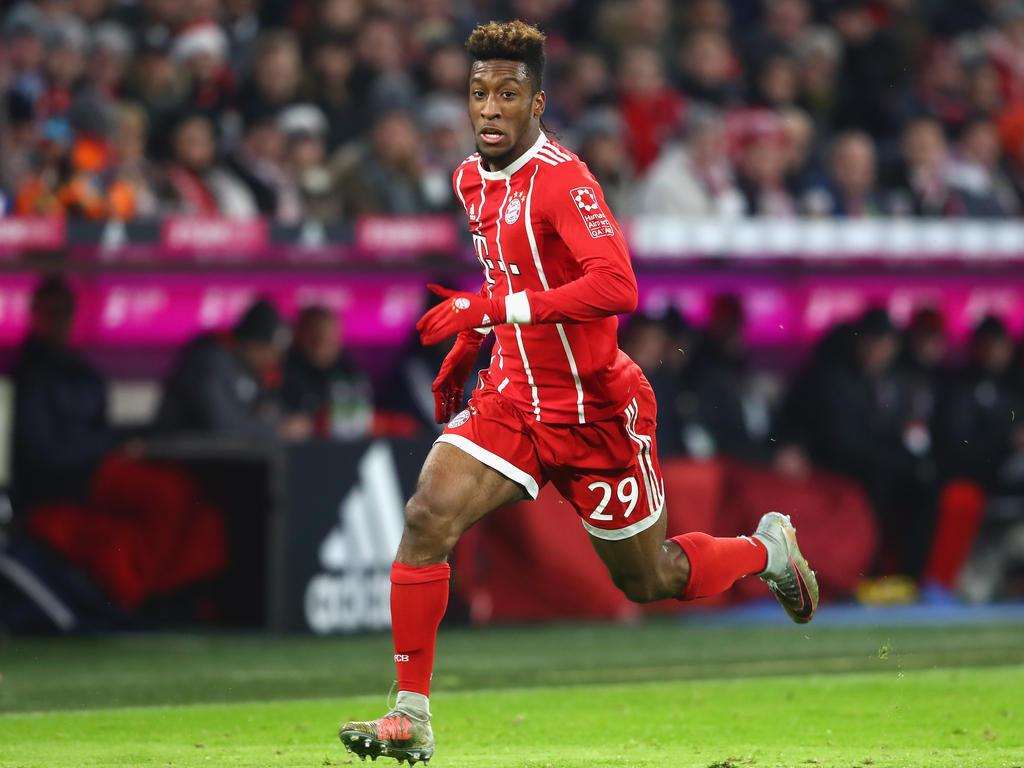 Nächster Bayern-Hammer! Coman verlängert offenbar Vertrag