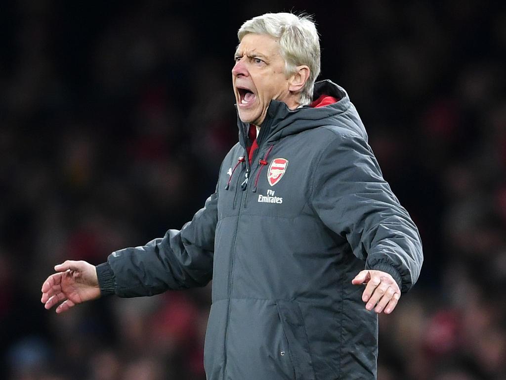 Arsène Wenger für drei Spiele gesperrt