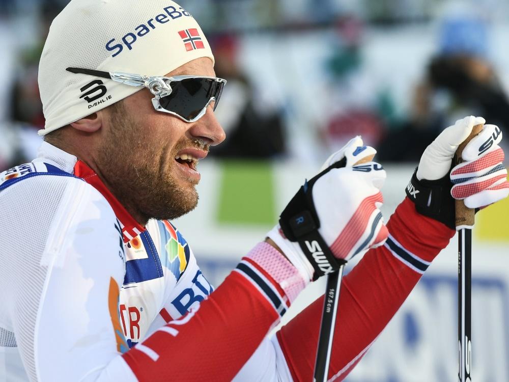 Startet nicht in Slowenien: Petter Northug