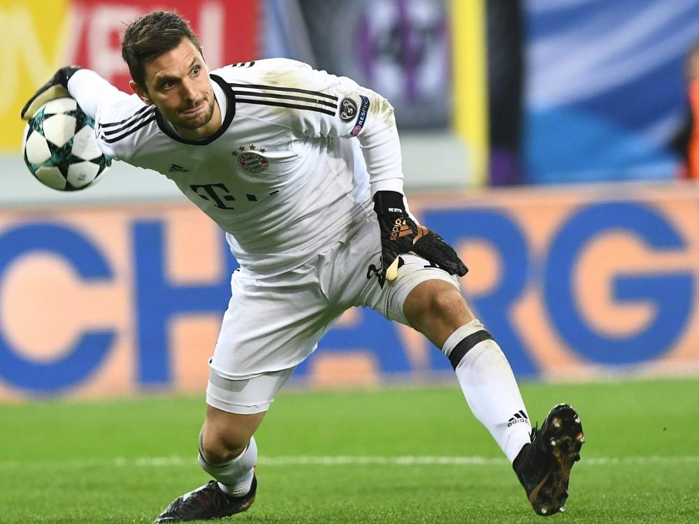Kein Bruch bei Sven Ulreich - FC Bayern München atmet auf