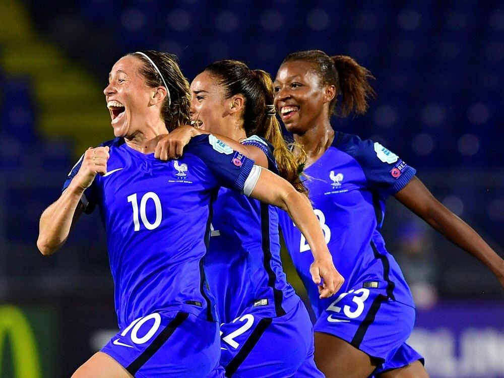 Mehr Geld für den französischen Frauenfußball