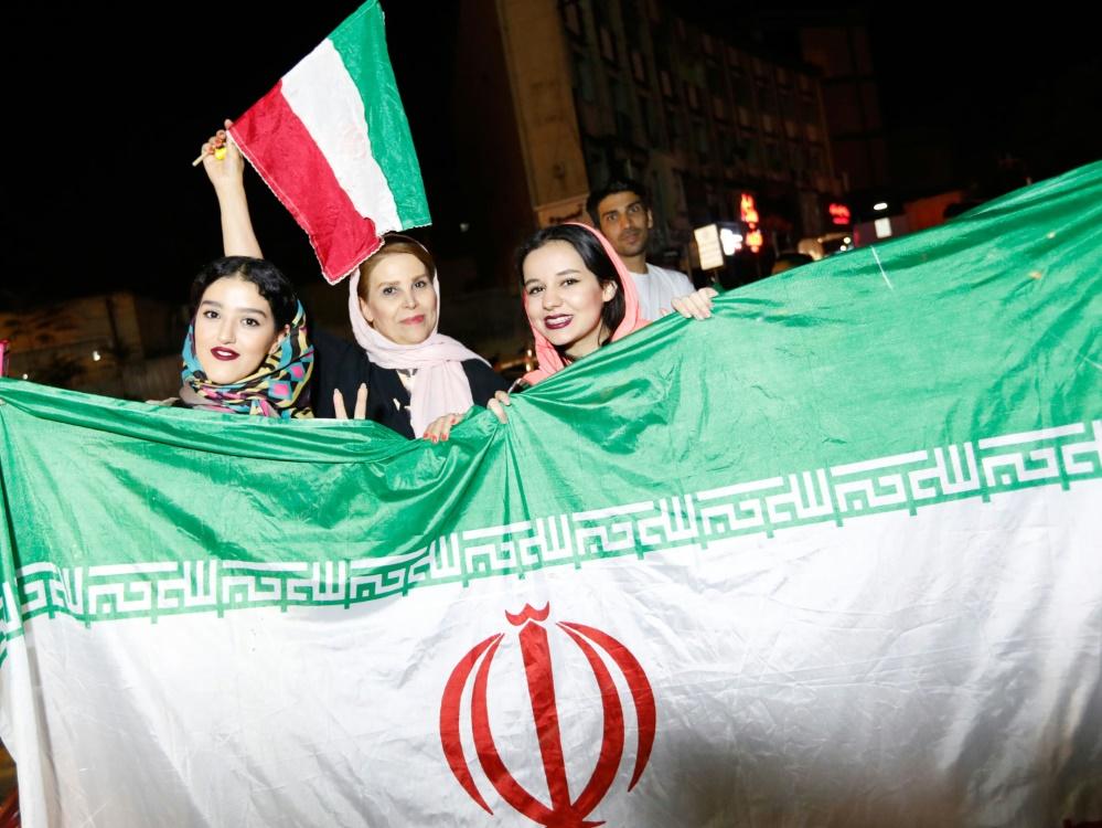 Fußballstadionbesuche sind für iranische Frauen verboten