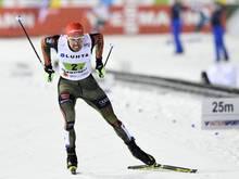 Rydzek startet mit Platz zwei ins Olympiajahr