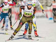 Sandra Ringwald (Bild) und Kolb erreichen Rang vier
