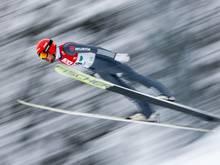 Johannes Rydzek sprang nur 120 Meter