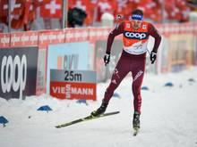 Rückenprobleme: Ustjugow steigt aus der Tour de Ski aus