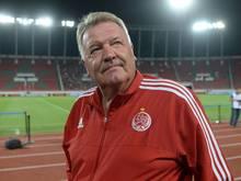 John Toshack ist nicht mehr Trainer von Wydad Casablanca